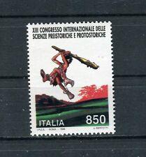 Italia 1996 congresso internazionale Scienze Preistoriche e Protostoriche MNH
