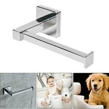 Stainless Steel Wall Mounted Toilet Paper Holder Tissue Rack Roll Hangers Tools