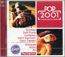 CD NEUF -  Compilation  POP 2001   - 2 CD Neuf - 31 titres