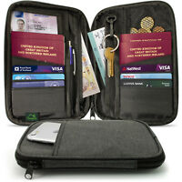 Golunski 1005 organisateur en cuir de voyage travel wallet passort titulaire par Golunski