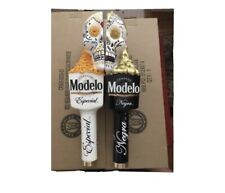 Modelo Day Of The Dead Tap Handle