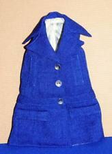 "Skyline Blue Marley Wentworth coat only 16"" Tonner Fit Maxine Cami Ellowyne Jon"