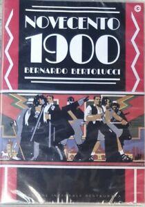 BERNARDO BERTOLUCCI  ( NOVECENTO 1900)  2 DVD