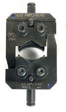 Amp Tyco Te 48759 1 G 40 Ampli Bond Crimper Die Set G Mod
