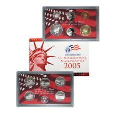 2005-S U.S. Silver Proof Set