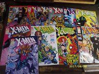 Lot X-Men universe V1 Marvel France