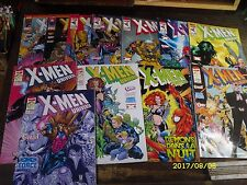 Lot X-Men universe V1 Marvel France