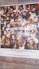 francois truffaut L'ARGENT DE POCHE ! affiche cinema 1975