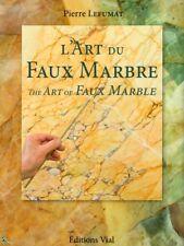 L'art du Faux Marbre, livre de Pierre Lefumat