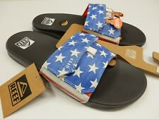 Reef Mens Stash Slide USA 7