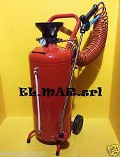 Nebulizzatore con ruote 24 litri 8 BAR detersivo detergente spray lavaggio