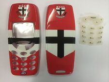 Nokia 3310,3330 Saint Kilda AFL Official Team Front & Back Covers incl. Keypad.