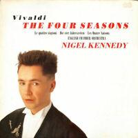 Antonio Vivaldi , Nigel Kennedy , English Chamber Orchestra - The Four Seasons ·
