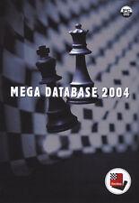 DVD Chessbase Mega Database 2004 von Chessbase