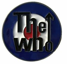 The Who Officially Licensed Belt Buckle BB146 WH1