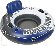 Intex River Run 1 Inflatable Floating Water Tube Raft BRAND NEW & UNOPENED I
