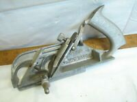 Stanley A78 Duplex Aluminum Rabbet Plane Wood Tool Fillister A 78 Sweetheart