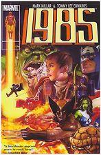 1985 by Mark Millar & Tommy Lee Edwards 2009 TPB Marvel Comics OOP