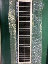 Lot of 2 Monocrystalline Small Solar Panel 5Watt 13Volt