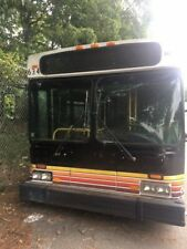 MCI BUS TRANSIT ACCORDION FOR PARTS OR A PROJECT/HOBBY BUS