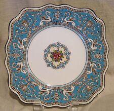 Wedgwood Florentine Turquoise Square Salad Plates