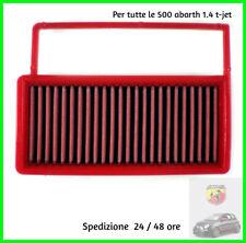 Filtro aria bmc 500 abarth 135 140 160 180 cv fb540/20 sportivo racing lavabile