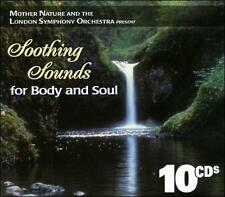 Soothing Sounds For Body & Soul: Beautiful Sounds of Nature [Box] by Various...