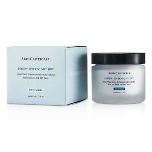Skin Ceuticals Renew Overnight Dry  (For Normal or Dry Skin) 60ml Womens Skin