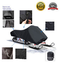 Yamaha VMAX Deluxe STORAGE Snowmobile Sled Cover