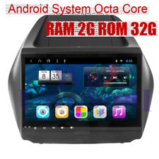 Android 8.1 Car GPS Player For Hyundai ix35 2010-2015 Central Radio Multimedia