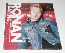 RONAN KEATING - LIFE IS A ROLLERCOASTER - 2000 UK 3 TRACK CD SINGLE CARD SLEEVE