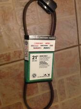 MTD Genuine Parts 21-Inch Drive Belt For Walk-Behind Mowers & Snow Throwers