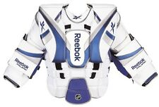 New Reebok ABPS Pro Spec ice hockey goalie junior jr chest protector arms large