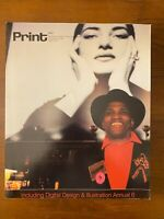 Print Magazine • Digital Design & Illustration Annual • Jul/Aug 1998