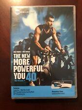 Les Mills Rpm 40 Complete Release Dvd Cd Choreography Rare spinning Cycle