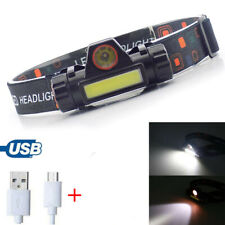 Rechargeable 5000LM XML U2 LED Head Front Bike Light Lamp MTB Headlamp Battery