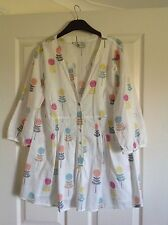 Laura Ashley Cotton Tunic, Kaftan Tops & Shirts for Women