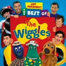 The Best Of The Wiggles 'Hot Potatoes!' CD DVD (2010) Brand New Sealed - Rare!