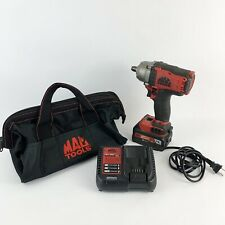 New ListingMac Tools 20V Max 1/2 Brushless Impact Wrench Mcf894 Battery Charger Carry Bag