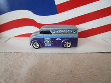HOTWHEELS MIDNIGHT AUTO PARTS DAIRY DELIVERY LOOSE WITH REAL RIDERS