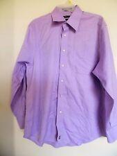 Mens Nordstrom SmartCare Wrinkle Free Long Sleeve Dress Shirt, Size: 16 -1/2, 33