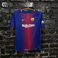 Coutinho Barcelona Jersey Home shirt 2017 - 2018 Nike Trikot Size Young XL