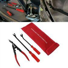 3PCS Car Door Panel Clip Pliers Trim Removal Fastener Puller Repair Tool Kit Set
