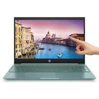 """NEW HP Chromebook 15.6"""" FHD Touch Intel i3-8130U 4GB DDR4 128GB eMMC Backlit Key"""