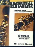 ESSENTIAL ELEMENTS - Klarinette Band 1 mit CD