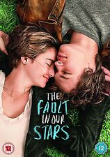 THE FAULT IN OUR STARS      BRAND  NEW SEALED GENUINE UK DVD