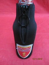 """BRAND NEW OFFICIAL 2014 WORLD CUP BUDWEISER """"rise as one"""" THERMAL BOTTLE COOLER"""