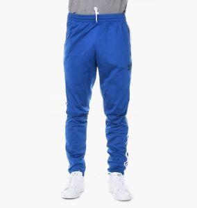 adidas Originals Open Hem Trackpant Sizes XS-XXL Blue RRP £45 BNWT AJ6984