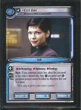 Star Trek CCG What You Leave Behind RARE 14R79 Ezri Dax, Resourceful Counselor