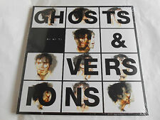 """Nihiti Ghost And Versions Vinyl 12""""Clear w/Black & SmokeWax Remixes Of GhostsNEW"""